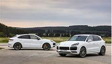 Porsche Cayenne Turbo S E Hybrid In Suv Mit 680 Ps
