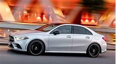 meet the 2020 mercedes a class sedan