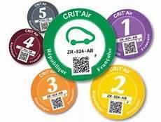 certificat de l air 4 crit air le certificat qualit 233 de l air de votre