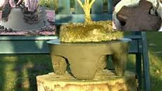 Bonsai Tisch Aus Beton Selber Bauen Ganz Einfach
