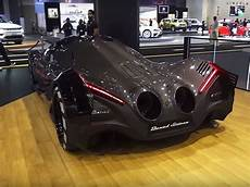 5000 Ps Auto - 5 000 hp devel sixteen hypercar looks production ready in