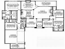 5 bedroom house plans 1 story 1 5 story square house plans 1 story 5 bedroom house plans