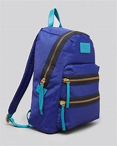 marc by marc backpack colorblock domo arigato