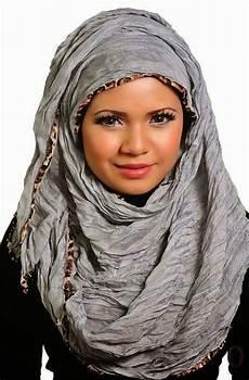 Contoh Jilbab Terbaru 2015 Tips Memakai Bermacam Gaya Jilbab