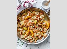 Citrus Shrimp and Avocado Salad   foodiecrush.com