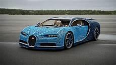 Lego Builds Size Drivable Technic Bugatti Chiron Ign