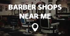 barber shops near me points near me