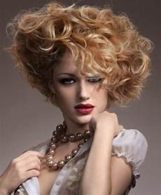 Festive Hairstyle With Curls