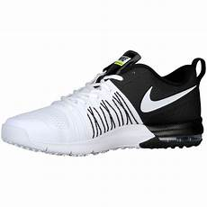 nike air max effort tr mens shoes black white