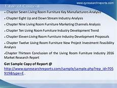 Office Furniture Industry Analysis by Global Living Room Furniture Industry 2016 Market Growth
