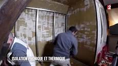 Bricolage Isolation Phonique Et Thermique 2016 01 09