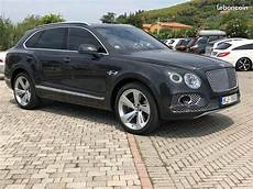 bentley bentayga occasion bentley bentayga w12 occasion 224 beausoleil 6 alpes
