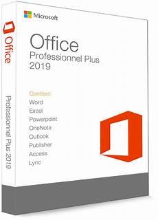 microsoft office 2019 professional plus pour windows 10