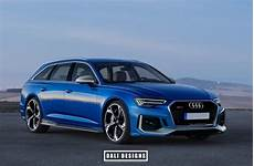 2019 Audi Rs6 Avant By Dly00 On Deviantart