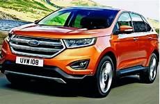Der Neue Ford - vorstellung ford edge ford zeigt kante auto motor
