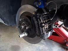 bmw e30 big brake kit manon racing products