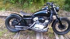 Bobber Black 125 Harley Davidson Moto