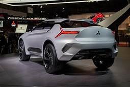 Mitsubishi E Evolution Concept Revealed In Tokyo  Photos