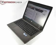review hp probook 6470b notebook notebookcheck net reviews