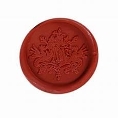 sti candele cera diy vintage harry potter draco malfoy school badge wax