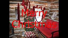off grid cabin christmas merry christmas and happy new year to all youtube