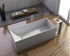 Freistehende Badewanne Einbauen - einbau badewanne eckig amilton