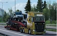 air suspension mod 1 32 3 ets2 mods truck