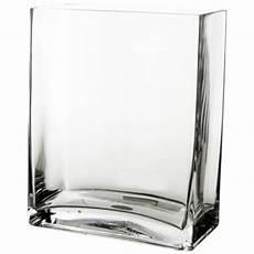 10 rectangle glass vases gcb067 10 rectangle vase