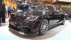 Brabus S 700 W222 Essen Motor Show 2017