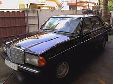 Mercedes 200d W123 - my 84 mercedes w123 200d completely restored team bhp