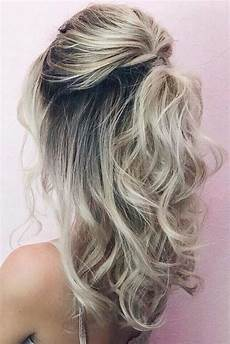 Half Up Half Hairstyles Medium Hair