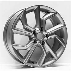 rims for nissan sentra 17 quot medium silver rim by jte wheels for 2013 2014 nissan