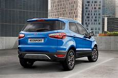 Ford Ecosport Updated For 2015 Carbuyer
