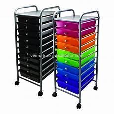 Plastic Drawers On Wheels by Plastic Storage Trolley To Storage Drawers On Wheels Buy