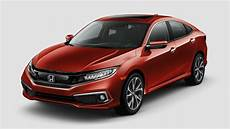 Honda Details 2019 Civic Sedan And Coupe Updates Releases