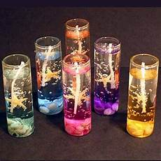 candele gel abstract pictures collection gel candles