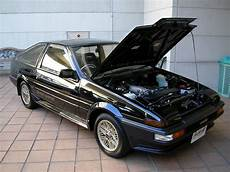Ae86 Trivia All Sprinter Trueno Ae86 Black Limited Facts