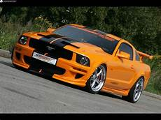 Tuning Ford Mustang Gt тюнинг авто новости от Tuninger