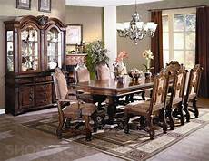 neo renaissance formal dining room furniture with optional china cabinet ebay