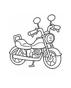 motorbikes coloring pages motorcycles topcoloringpages net