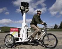 Will Google Maps Camera Equipped Tricycles Take Pictures