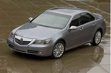 2011 2012 acura rl top speed