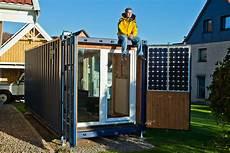 Haus Autark Umbauen - gewusst wie ein containerhaus selber bauen