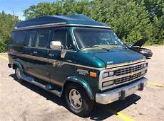 1995 Chevy G20 Conversion Donate Cars 4 Wishes