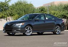 2008 toyota camry with 20 quot enkei ls 5 in chrome luxury