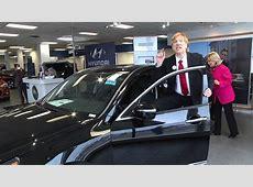 Donald Trump says It's Fabulous! 2016 Equus at Hyundai of