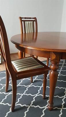 runder tisch mit stühlen runder tisch mit 4 st 252 hlen in mannheim stilm 246 bel