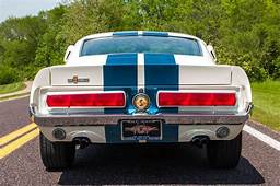 C Code 1967 Ford Mustang Shelby Fastback GT350 Tribute For
