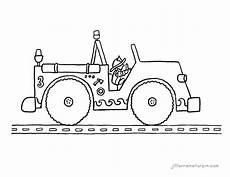 coloring pages my own truck
