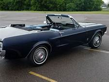 1967 Mustang Convertible 1965 1966 1968 Fastback  Classic